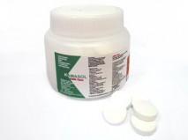 Таблетки для очистки от кофейных масел KAMASOL (Камасол) KMR-Tabs, 100 таб., банка