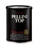 Кофе молотый Pellini TOP (Пеллини Топ) 250 г, металлическая банка