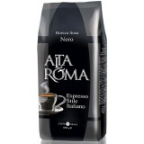 Кофе в зернах Alta Roma Nero (Альта Рома Неро), 1кг, вакуумная упаковка