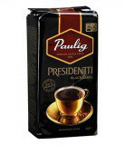 Кофе молотый Paulig Presidentti Black Label (Паулиг Президентти Блэк Лейбл ) 250г, вакуумная упаковка
