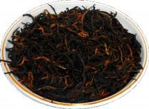 Чай черный Красный чай с земли Дянь (Дянь Хун), 500 г, крупнолистовой китайский чай