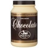 Горячий шоколад Saquella (Сакуэлла) 1 кг, банка