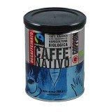 Кофе молотый Гоппион Nativo Decaffeinato, 250 г. кофе молотый, металлическая банка.
