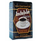 Кофе молотый Santo Domingo Induban Gourmet (Санто Доминго Индубан Гурмет), 250 г, вакуумная упаковка