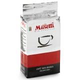 Кофе молотый Musetti Arabica 100 % (Музетти Арабика 100 %), 250гр, вакуумная упаковка