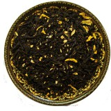 Чай Черный с имбирем, 500 г, крупнолистовой ароматизированный чай