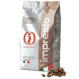 Кофе в зернах Impresto Classic Italy (Импресто Классик Италия) 1кг, вакуумная упаковка