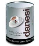 Кофе в зернах Danesi Doppio (Данези Доппио), кофе в зернах (2кг), жестяная банка