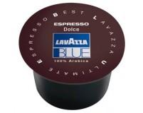 Кофе в капсулах Lavazza BLUE Espresso Dolce (Лавацца Блю Еспрессо Долче) для кофемашин Лавацца Блю упаковка 100 капсул