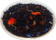 Чай черный HANSA TEA Граф Орлов, 500 г, фольгированный пакет, крупнолистовой ароматизированный чай, купить чай
